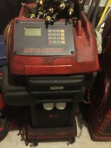 Snap On Transmission And Power Steering Flush Machine Mfx Hd35l