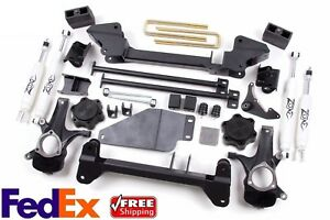 Zone Offroad 6 Lift Kit For 1999 2006 Chevy Gmc Silverado Sierra 1500 4wd Gas