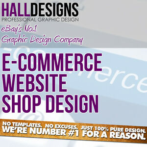 Website Design Service E commerce Shop Free Domain Hosting Email Addresses