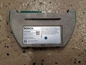Bosch Autodome Fixed Camera Comms Module Vg4 mtrn 0 tested Functional