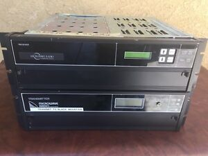 Microwave Radio Communication Receiver Transmitir Tested To Power On Only