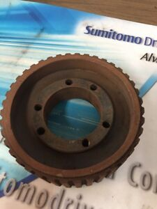 40h200sk 2 3 4 Bore Timing Belt Pulley