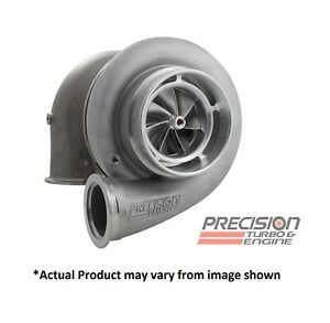 Precision Turbo Gen 2 Hp Billet 7675 Ball Bearing 81 Ar V band Ss Inlet Outlet