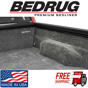 Bedrug Bed Mat Liner 2002 2017 Dodge Ram 8 Ft Bed Brt02lbk Without Ram Box