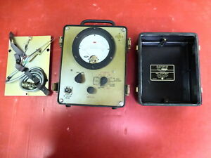 An usm 206 u Semiconductor Transistor Military Radio Test Set