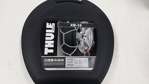 Thule Konig Xb 16 225 Snow Chains