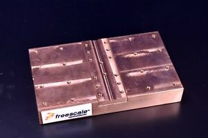 Freescale Demo Board Copper Heat Spreader 5 X 3 Ic Prototyping Evaluation