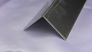 Aluminum Fabricated Angle 050 X 2 X 2 X 48 In Uaac 4pcs