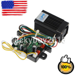 Promotion Quality 200mw 532nm Green Laser Module Focus Ttl Continuous Work