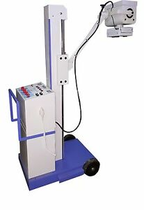 New Mobile X ray Machines 60 Ma 100 Kvp M quina De Rayos X