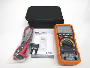 Peakmeter Ms8236 Auto Range Auto Power Off Digital Multimeter
