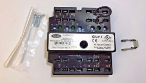 Carrier Control Economizer Hh63aw001 All Inputs Class 2