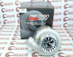 Precision Turbo Sp Cea Billet 6766 Ball Bearing 84 V Band T4 Divided 935hp