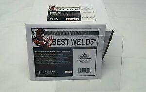 Best Welds Cover Lens Clear 4 1 2 X 5 1 4 Sp 45 Cr 39 Monomer 50 Count