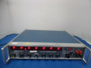 Valhalla Scientific 2701b Programmable Precision Dc Voltage Calibrator