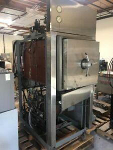 Environmental Techtonics Corp Large Capacity Autoclave