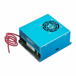 50w Co2 Laser Power Supply For Engraver Cutter Ac 110v 220v