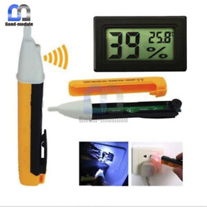 Digital Led Ac Electric Power Voltage Tester Volt Pen Detector Sensor 90 1000v G