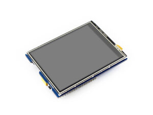 320x240 Resolution 3 2inch Resistive Touch Lcd Shield For Arduino Spi Interface