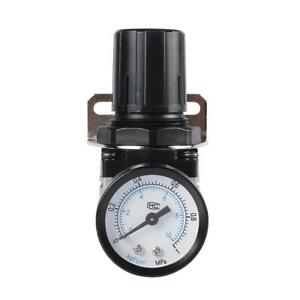 Air Control Compressor Relief Regulator Valve Ar5000 10 Pressure Gauge Hot