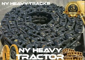 Case Cx240 Track 51 Link As Chain X2 Replacement New Excavator Rail