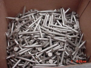 5 Lb Stainless Steel 1 1 2 inch 1 5 Joist Hanger Nails