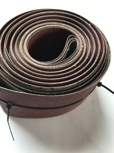 Klingspor 4 Pk Sanding Cloth Belts Cs310 4 X 251 new free Shipping