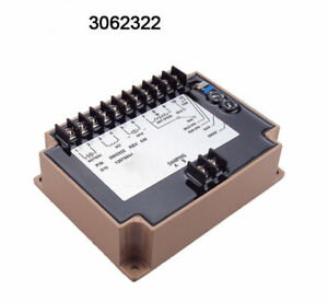New Electronic Engine Speed Governor Controller 3062322 Generator Genset Parts