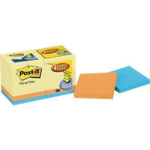 3 X 3 Post it Pop up Notes Pk 14