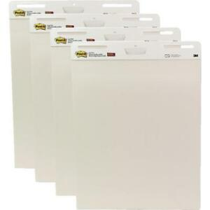 Post it Easel Notes pkg Of 4