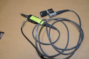 Tektronix P6063 P6063b 11 Pf 14 Pf Active Test Probes Lot Of 2