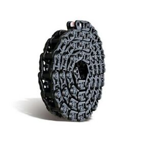 Track Chain 43 Link As For Hitachi Ex160 5 Excavator Undercarriage