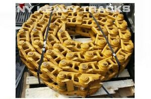 One 36 Link Track Chain Fits Case 450 Loader R52292 Sealed Lubricated 1 2