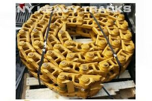 One 40 Link Track Chain Fits Case 1150c Loader R51183 Sealed Lubricated 5 8