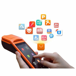 Android 5 1 Mini Pos Thermal Printer Barcode Scanner Handheld Pos Terminal Pda