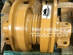 John Deere 350 Single Flange Roller At104780 Dozer Bottom Lower