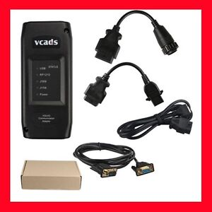Newest Heavy Duty Volvo Truck Diagnostic Scanner Tool Volvo Vcads Pro 2 40
