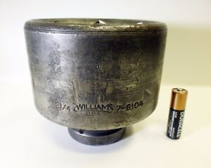 Williams 7 6104 1 Drive 3 1 4 Inch Shallow Impact Socket Usa