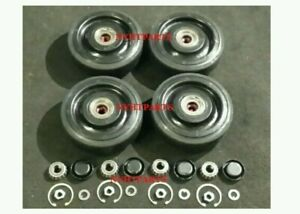 0702 252 0702252 Rear Bogie Wheel Kit 10 X4 Asv Rc50 Rc60 Terex Cat