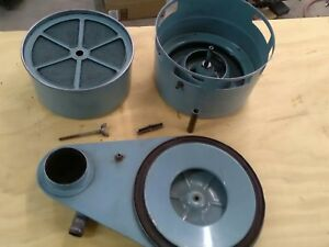 1967 Datsun Nissan Patrol 60 L60 Oil Bath Air Cleaner Assembly Complete