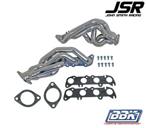 11 14 Mustang Gt Boss 302 Bbk Tuned Length Short Tube Headers 1 3 4 Ceramic