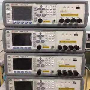 Keysight agilent hp E4980a 20 Hz To 2 Mhz Precision Lcr Meter Tested