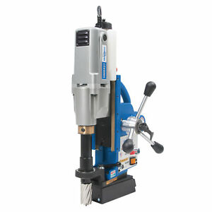 Hougen Hmd927s Power Feed Magnetic Drill With Swivel Base 115v