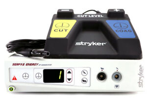 Stryker Serfas Energy Rf Generator With Serfas Footswitch