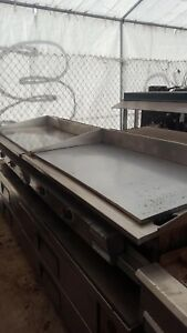 Miraclean 48x30g Used 48 Keating Griddle Includes Free Shipping