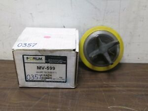 Forum Energy Oilfield Technologies Mv 599 Valve W Insert Merrimac New