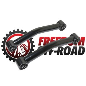 Jeep Front Lower Fixed Length Control Arms 3 4 5 Lift 99 04 Grand Cherokee Wj