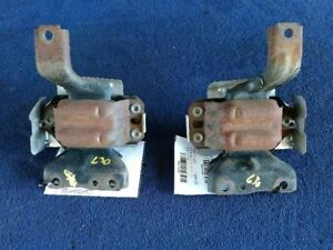 2003 2004 Ford Mustang Cobra Svt 4 6 Dohc Supercharged Motor Engine Mounts Pair