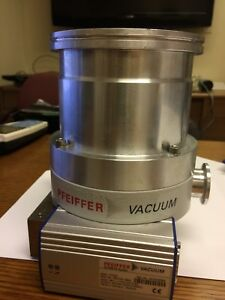 Pfeiffer Tmh 262 Vacuum Turbo Pump With Tc100 used