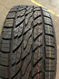 4 New Lt 275 65 18 Truck Tires Lre Mazzini Giantsaver All Terrain Lt275 65r18